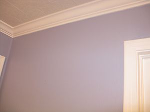 walls and trim